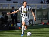 Massimiliano Allegri adresse un message à Adrien Rabiot