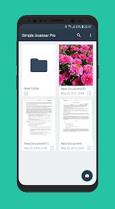 Simple Scan – Free PDF Scanner App v2.3.8 [Pro] APK 1