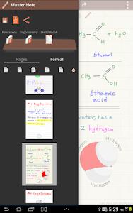 Master Note: Handwriting Notes v1.0.0-GA