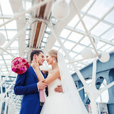 Wedding photographer Ekaterina Kuranova (blackcat). Photo of 07.10.2016