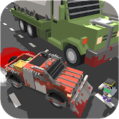 Zombie Traffic Racer Turbo 2