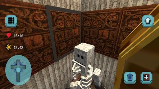 Granny Craft Blocky Horror Survival House 3D  screenshots EasyGameCheats.pro 2