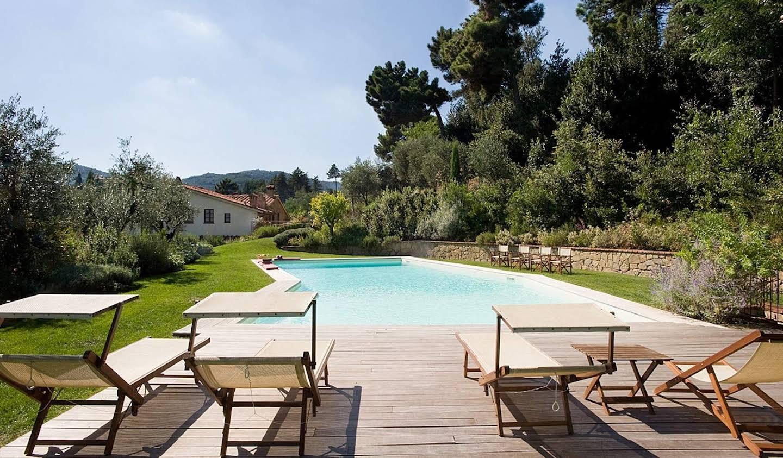 Villa avec piscine Serravalle Pistoiese