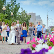 Wedding photographer Mikhail Gashikov (MiGa). Photo of 16.12.2016