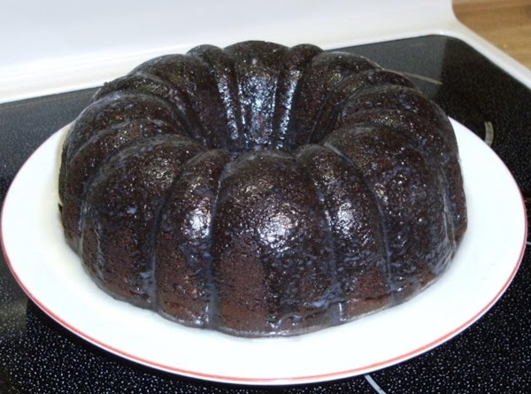 Chocolate Chip Zucchini Bundt Cake Recipe