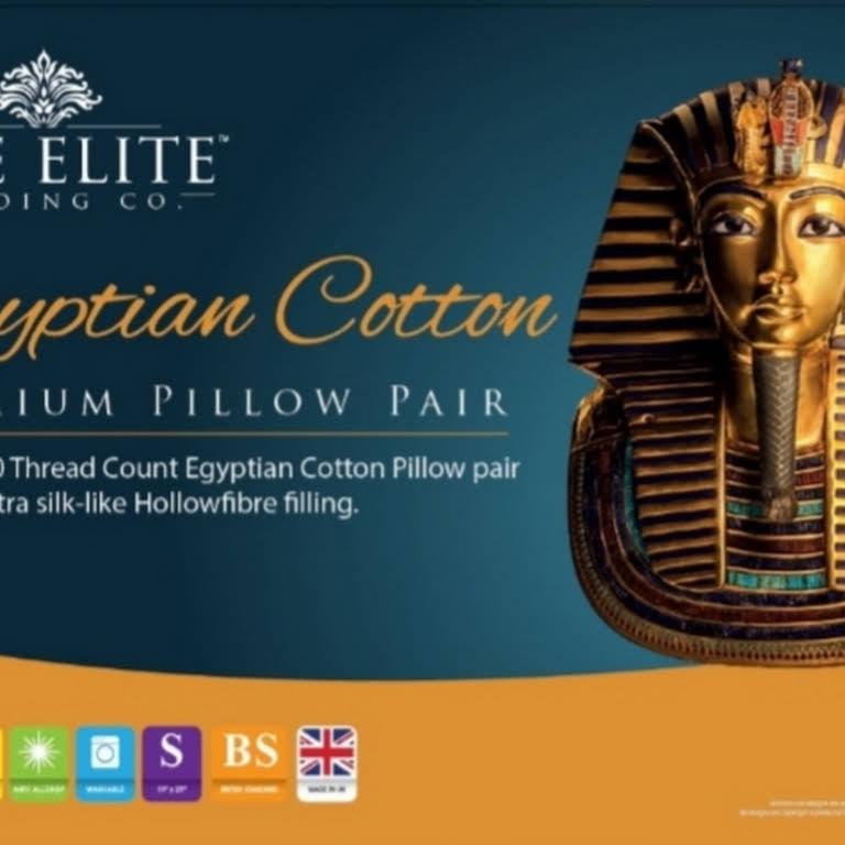 The Elite Bedding Company Pillow