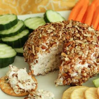 Strawberry Jalapeño Cheese Ball.