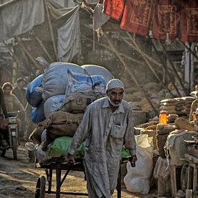 by Nj Javed - People Street & Candids ( , Pakistan )