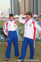 Photo: La vrai équipe Freestyle Solaris  @ Dubaï, WPC 2012