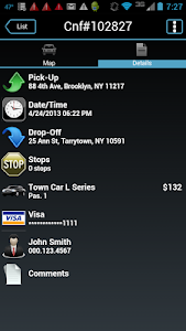 National Car Service screenshot 4
