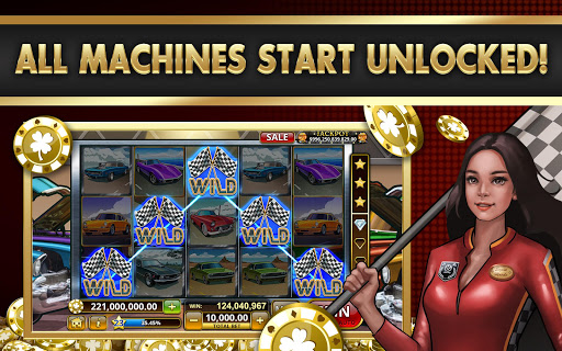 Slot Machines with Bonus Games! apktram screenshots 5