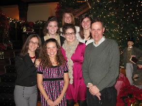 "Photo: the HUST ""family portrait"""