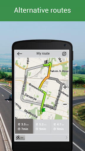 Navitel Navigator GPS & Maps  screenshots 8