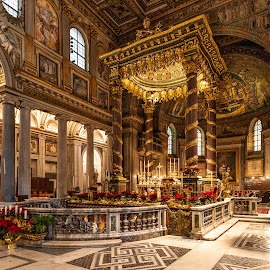 S.Maria Maggiore - Roma by Antonello Madau - Buildings & Architecture Places of Worship