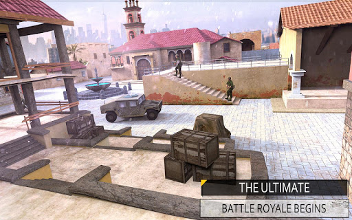Rules of Battleground: World War Hero ww2 FPS Game for PC