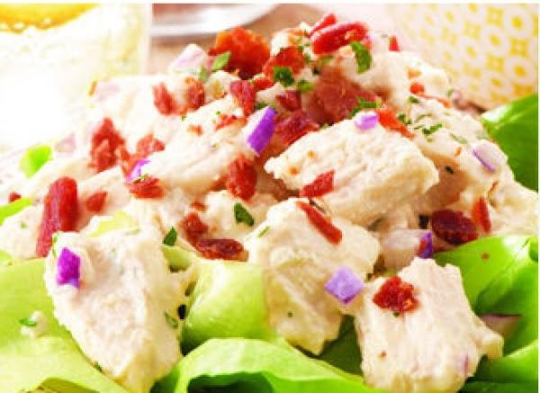 Club Chicken Salad Recipe