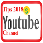 YouTube Channel Tips 2018  icon