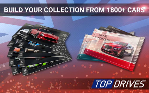 Top Drives u2013 Car Cards Racing 12.00.03.11563 Screenshots 10