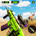 Sniper Deer Hunting 2019 : FPS Shooting Games icon