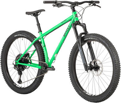 Surly Karate Monkey Front Suspension Bike - High Fiber Green alternate image 3