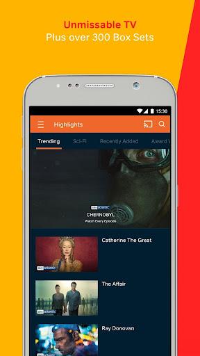 NOW TV 10.9.2 screenshots 5