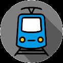 Melbourne Train Status icon