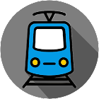 Melbourne Train Status icon