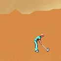 Desert Golfing icon