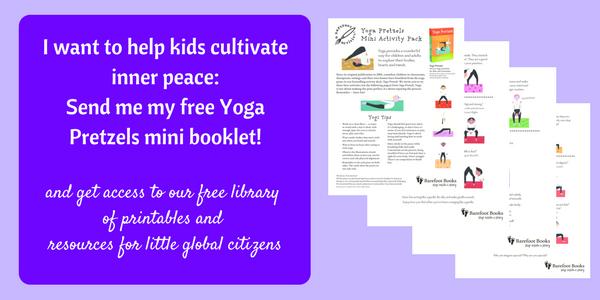 Get your free Yoga Pretzels mini booklet