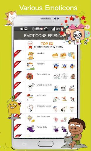 Emoticon For Kakao Talk Apk Download Apkpureco