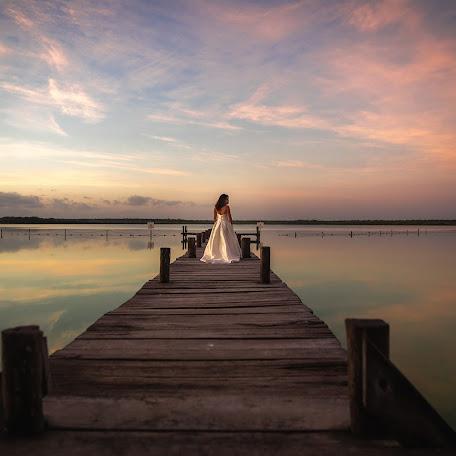 Fotógrafo de bodas Jorge Romero (jorgeromerofoto). Foto del 13.03.2018