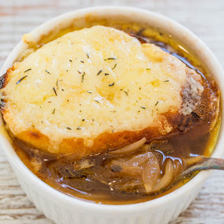 French Onion Soup With Worcestershire Sauce Recipes