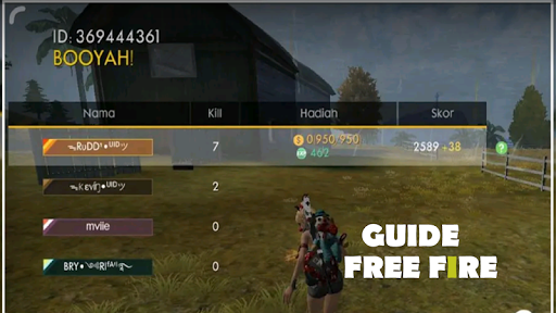 Guide For Free Fire :Tips For Free Fire Diamond screenshot 2