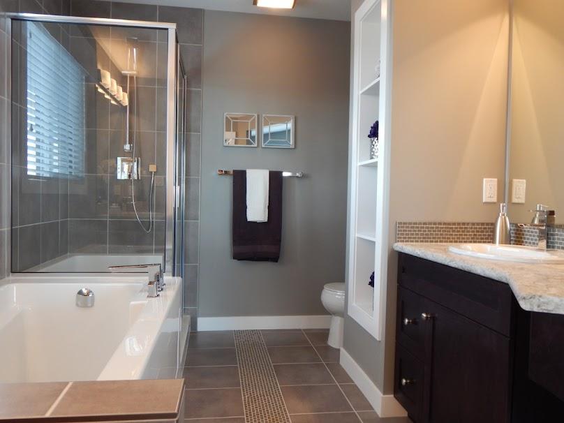 Pod względem nasiąkliwości najlepsze do podłogi w łazience są płytki gresowe