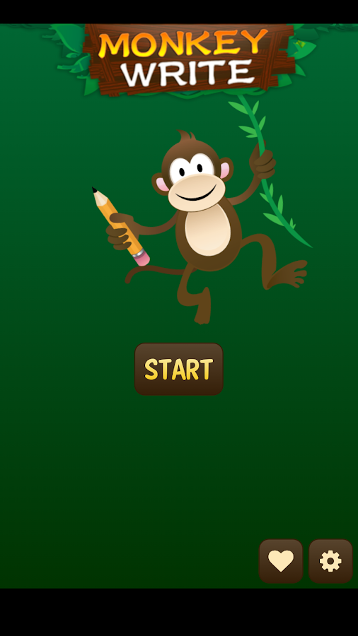 Monkey Write ★ Learn Chinese- screenshot