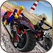 سوبر موتو الأبطال: المتطرفة حيلة الدراجة سباق 3D