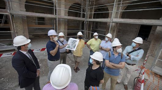 Comienza la demolición del Hospital Infantil del Provincial