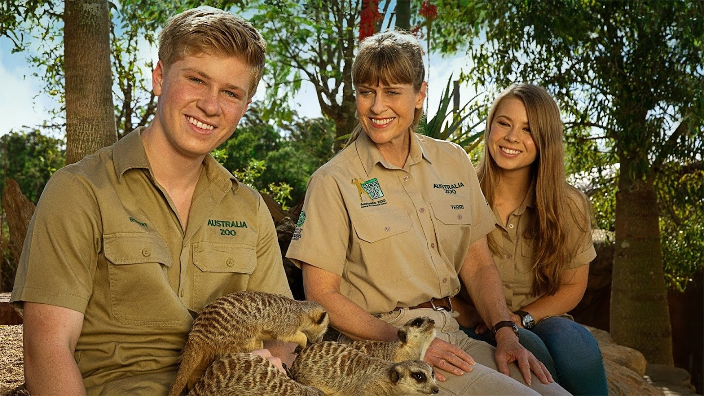Watch Crikey! It's the Irwins live