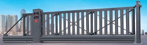 Rào chắn có thiết kế hiện đại trẻ trung và chắc chắn