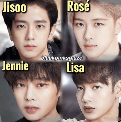 Blackpink-As-men