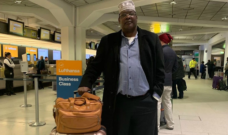 'I'm sorry': Miguna's moving eulogy to father in law