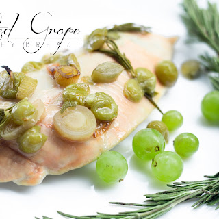 Roasted Grape Turkey Breast