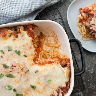 Million-Dollar Spaghetti Casserole.