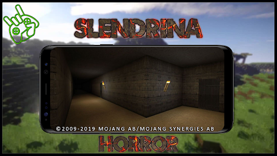 Map Slendrina Horror 3