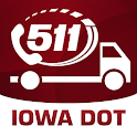 Iowa 511 Trucker icon