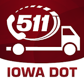 Iowa 511 Trucker