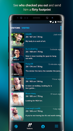 ROMEO - Gay Chat & Dating  screenshots 5