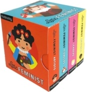 Little Feminist Board Book Set - Emily Kleinman