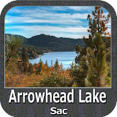 Arrowhead Lake Sac - IOWA Map