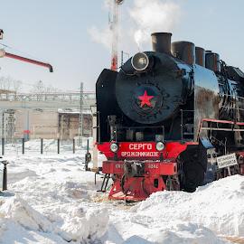 by Александр Щёголев - Transportation Trains